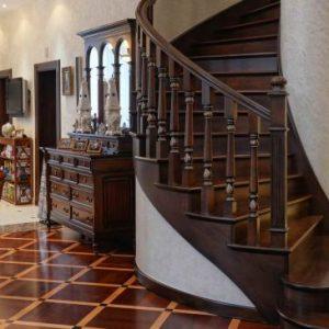 Деревянные балясины — фото красивых и оригинальных балясин для современных интерьеров!