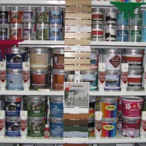 Интерьерная краска — большое разнообразие вариантов для яркого дизайна!