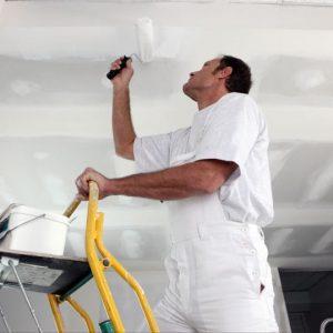 Как покрасить потолок — лучшие способы и советы для покраски новичкам. Все что необходимо знать в фото обзоре!