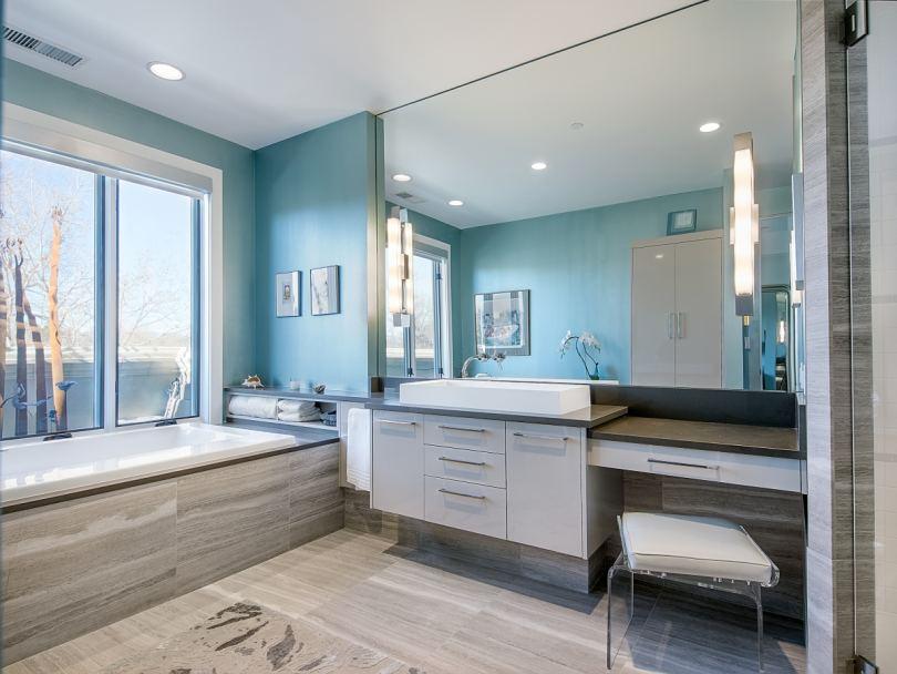 Краска для ванной комнаты как выбрать лучший вариант для отделки