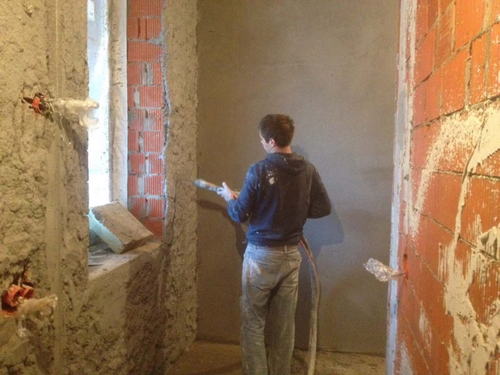 штукатурка стен сколько стоит квадрат