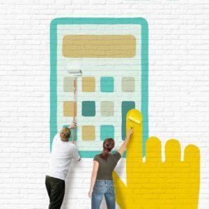 Расход краски — системы подсчетов расхода и у какой краски расход меньше читайте ниже!