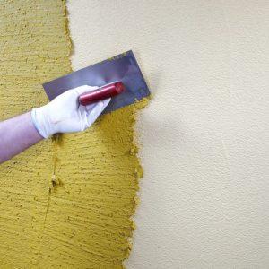 Штукатурка стен своими руками — фото обзор и советы по проведению работ для новичков!