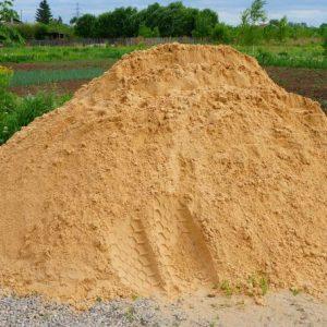 Строительный песок — обзор технических характеристик и всех видов!
