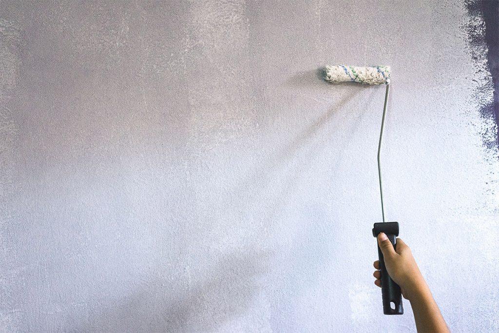 чем грунтовать бетонные стены