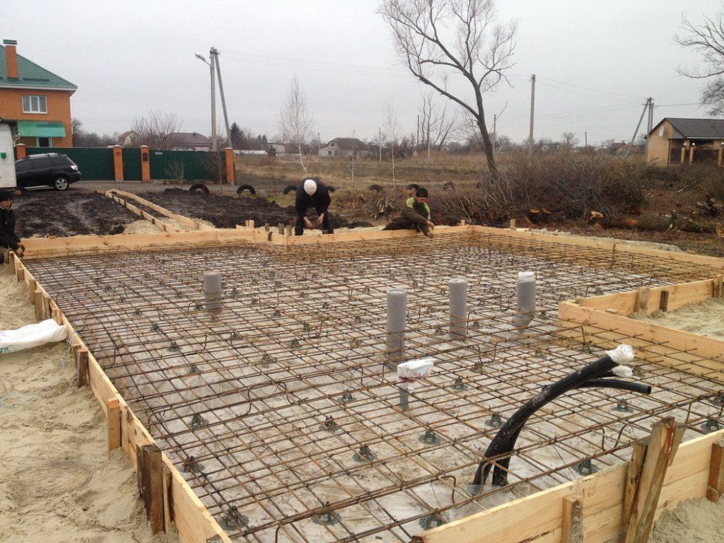 цены на бетонные работы в московской области