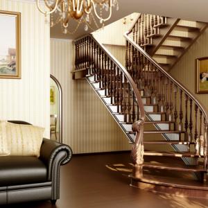 Деревянные лестницы — виды, основные элементы, особенности изготовления и лучшие варианты отделки (105 фото)