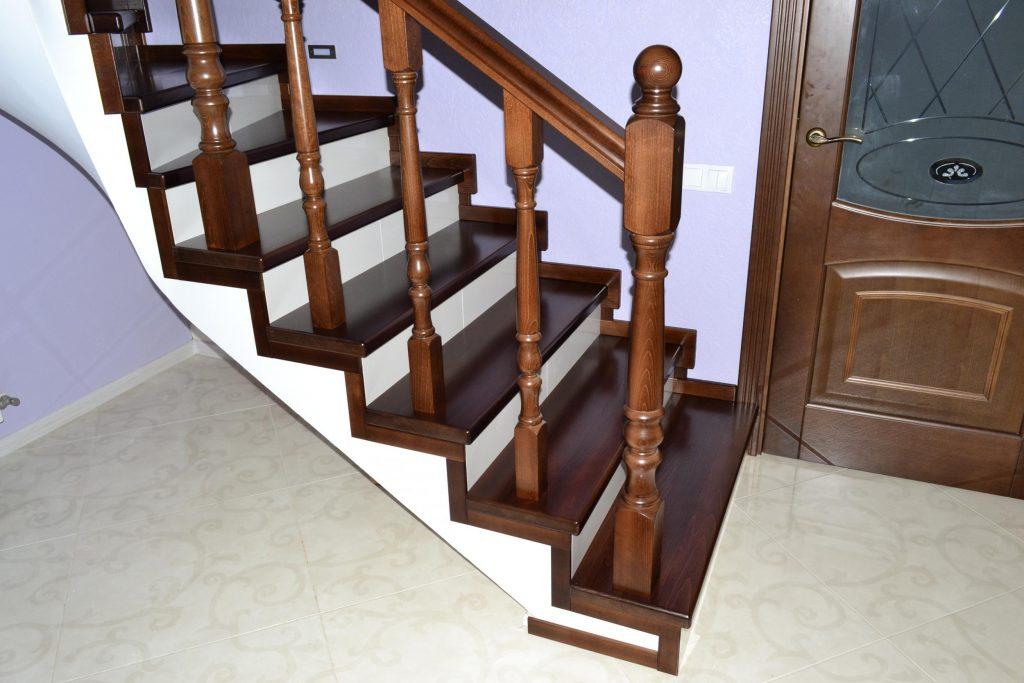 фото картинки деревянные лестницы