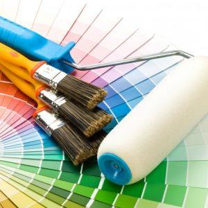 Фасадная краска — современные виды, советы по выбору, особенности применения и лучшие сочетания красок (105 фото)