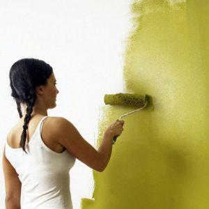 Как покрасить стены: советы по выбору цветов и оттенков для стен. Подробная инструкция как правильно наносить краску своими руками