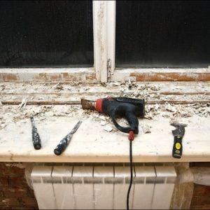 Как снять старую краску — лучшие способы как удалить со стен, потолка и пола слой краски (75 фото)