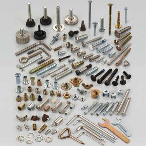 Мебельный крепеж — подбор, особенности выбора, размеры, стандарты, стоимость и варианты применения